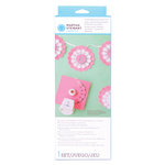 Martha Stewart Crafts - Circle Edge Punch Starter Set - Eyelet Doily