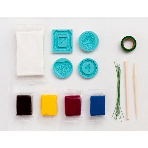 Martha Stewart Crafts - Crafter's Clay Collection - Starter Kit - Heirloom