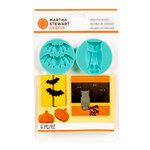 Martha Stewart Crafts - Animal Masquerade Collection - Halloween - Molds - Spooky
