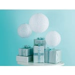 Martha Stewart Crafts - Doily Lace Collection - Eyelet Lanterns - White