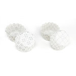 Martha Stewart Crafts - Doily Lace Collection - Cupcake Treat Wrappers