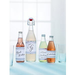 Martha Stewart Crafts - Doily Lace Collection - Assorted Beverage Labels
