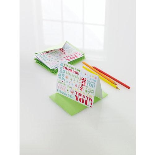 Martha Stewart Crafts - Modern Festive Collection - Thank You Cards