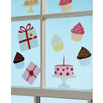 Martha Stewart Crafts - Modern Festive Collection - Window Clings