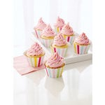 Martha Stewart Crafts - Modern Festive Collection - Die Cut Cupcake Treat Wrappers