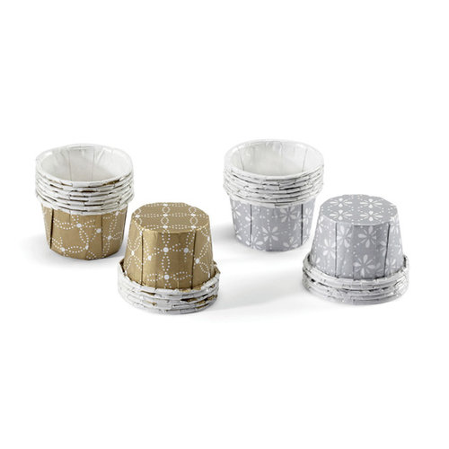 Martha Stewart Crafts - Doily Lace Collection - Favor Cups