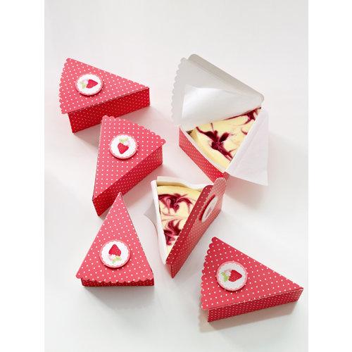 Martha Stewart Crafts - Garden Party Collection - Pie Box
