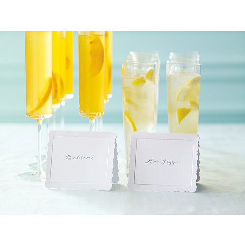 Martha Stewart Crafts - Large Flourish Place Cards