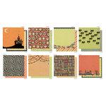Martha Stewart Crafts - Halloween - 12 x 12 Designer Paper Pad - Friendly