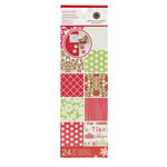 Martha Stewart Crafts - Christmas - Punch Paper Pad - Scandinavian