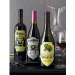 Martha Stewart Crafts - Halloween - Elegant Witch Collection - Wine Labels
