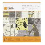 Martha Stewart Crafts - Elegant Witch Collection - Halloween - 12 x 12 Designer Paper Pad