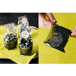 Martha Stewart Crafts - Halloween - Cellophane Treat Bags - Cauldron
