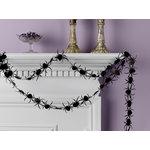 Martha Stewart Crafts - Halloween - Garland - Die Cut Spider