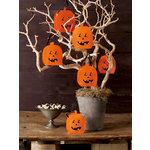 Martha Stewart Crafts - Halloween - Treat Boxes - Pumpkin
