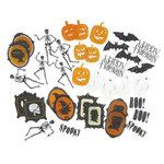 Martha Stewart Crafts - Classic Halloween Collection - Die Cut Acetate Pieces