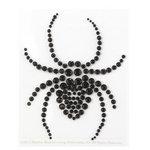 Martha Stewart Crafts - Halloween - Bling - Gemstone Stickers - Spider