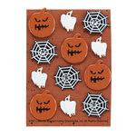 Martha Stewart Crafts - Classic Halloween Collection - Brads