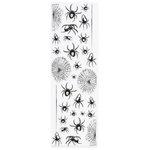 Martha Stewart Crafts - Halloween - Epoxy Stickers - Spider and Web