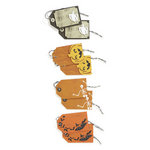 Martha Stewart Crafts - Classic Halloween Collection - Gift Tags