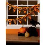 Martha Stewart Crafts - Classic Halloween Collection - Garland - Pumpkin