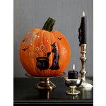 Martha Stewart Crafts - Elegant Witch Collection - Halloween - Pumpkin Transfers with Gemstones