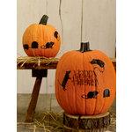 Martha Stewart Crafts - Halloween - Pumpkin Transfers - Happy Halloween Mice
