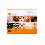 Martha Stewart Crafts - Halloween Collection - Mat Paper Pad - Carnival