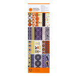 Martha Stewart Crafts - Halloween Collection - Self Adhesive Border Pad - Halloween Icon
