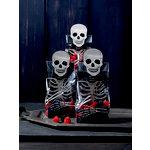 Martha Stewart Crafts - Gothic Manor Collection - Halloween - Skeleton Treat Bags