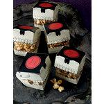 Martha Stewart Crafts - Gothic Manor Collection - Halloween - Skull Treat Boxes