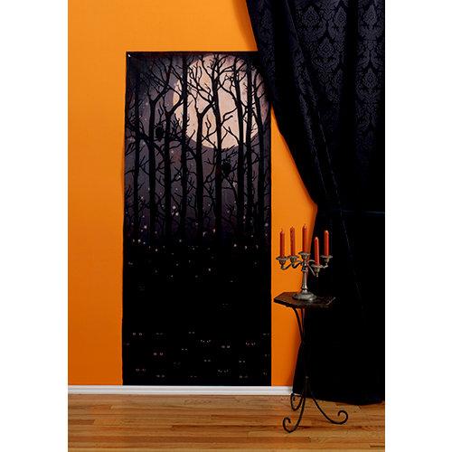 Martha Stewart Crafts - Animal Masquerade Collection - Halloween - Dark Forest Hanging Decor