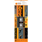 Martha Stewart Crafts - Animal Masquerade Collection - Halloween - Adhesive Border Pad