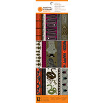 Martha Stewart Crafts - Gothic Manor Collection - Halloween - Adhesive Border Pad