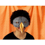 Martha Stewart Crafts - Animal Masquerade Collection - Halloween - Decorative Mask - Crow