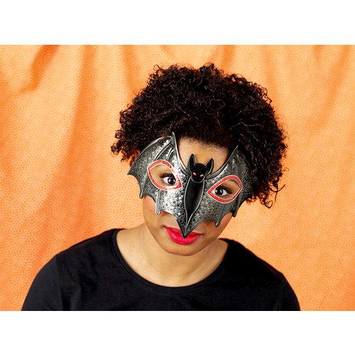 Martha Stewart Crafts - Animal Masquerade Collection - Halloween - Decorative Mask - Bat