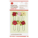 Martha Stewart Crafts - Woodland Collection - Christmas - Paper Clips