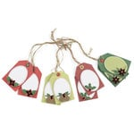 Martha Stewart Crafts - Woodland Collection - Christmas - Tags