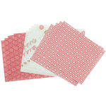 Martha Stewart Crafts - Snowflace Collection - Christmas - Tissue Paper