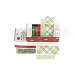 Martha Stewart Crafts - Woodland Collection - Christmas - Paper Tape