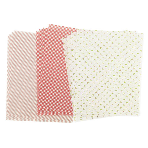 Martha Stewart Crafts - Cottage Christmas Collection - Tissue paper