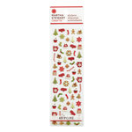 Martha Stewart Crafts - Cottage Christmas Collection - Foam Stickers - Icons