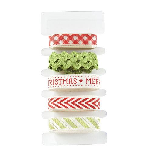 Martha Stewart Crafts - Cottage Christmas Collection - Ribbon