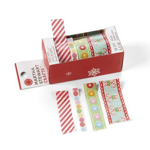 Martha Stewart Crafts - Wonderland Collection - Christmas - Paper Tape