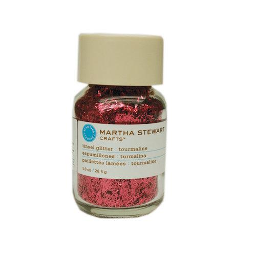 Martha Stewart Crafts - Tinsel Glitter - Tourmaline