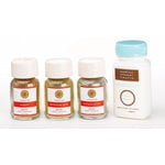 Martha Stewart Crafts - Holiday - Glitter Assortment - 3 Piece Set with Glue - Golden Woodland