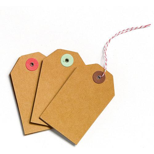 Martha Stewart Crafts - Holiday - Tags - Craft