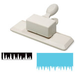 Martha Stewart Crafts - Holiday - Edge Wing Punch - Icicles