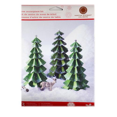 Martha Stewart Crafts - Holiday - Tree Centerpiece