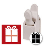 Martha Stewart Crafts - Holiday - Craft Punch - Medium - Embossed Boxed Gift